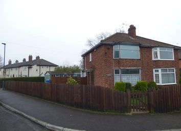 Thumbnail 2 bedroom semi-detached house for sale in Drury Avenue, Spondon, Derby, Derbyshire