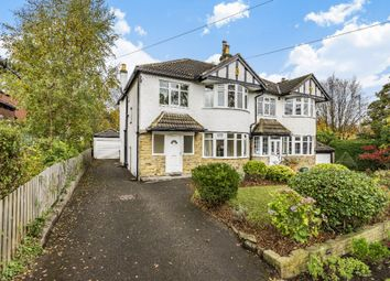 Thumbnail 4 bed semi-detached house for sale in Kings Mount, Moortown, Leeds