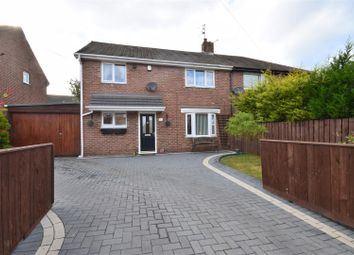 3 bed semi-detached house for sale in Gambia Square, Grindon, Sunderland SR4