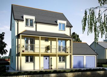 Thumbnail 4 bed detached house for sale in 9 Foundry Close, Hidderley Park, Boilerworks Road, Cornwall