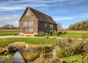 Thumbnail 4 bed barn conversion for sale in Pendock, Gloucestershire