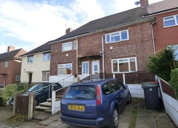 Thumbnail 3 bed terraced house for sale in Anderson Crescent, Beeston, Nottingham, Nottinghamshire
