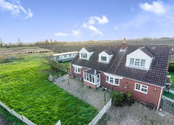 Thumbnail 5 bed detached bungalow for sale in Lady Lane, Wainfleet, Skegness
