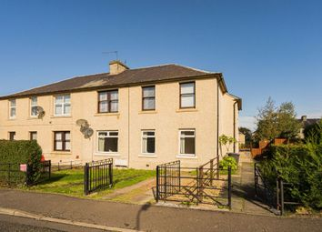 Thumbnail 3 bed flat for sale in 81 The Crescent, Gorebridge