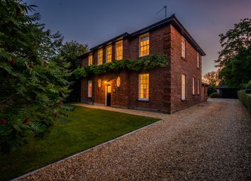 Thumbnail 4 bed detached house for sale in Churchgate Way, Terrington St. Clement, King's Lynn, Norfolk