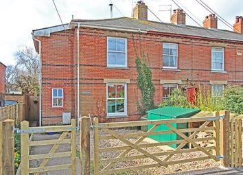 Thumbnail 4 bed end terrace house for sale in Avenue Road, Brockenhurst