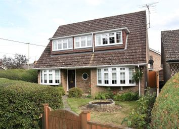 Thumbnail 4 bed detached house for sale in Heath End Road, Baughurst, Tadley, Hampshire