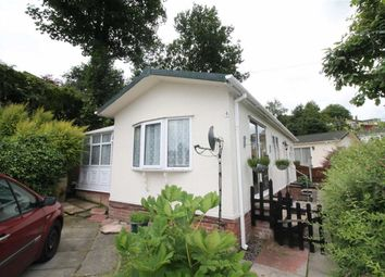 Thumbnail 1 bedroom mobile/park home for sale in Barnsley Close, Killarney Park, Nottingham