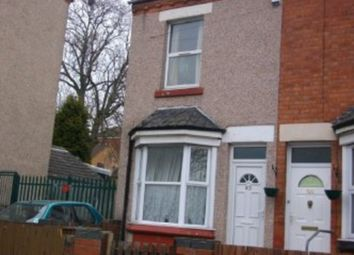 Thumbnail 4 bedroom end terrace house to rent in Vine Street, Coventry
