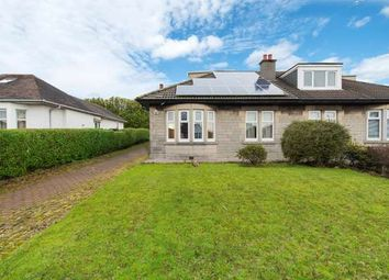 Thumbnail 2 bed semi-detached bungalow for sale in 70 Birkhall Avenue, Cardonald, Glasgow