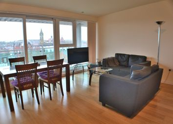 Thumbnail 2 bedroom flat to rent in Babington Court, Gower Street, Derby