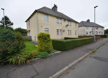 Thumbnail 2 bed flat for sale in Blair Crescent, Hurlford, Kilmarnock
