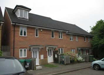 Thumbnail 2 bed end terrace house for sale in Silver Birch Close, London