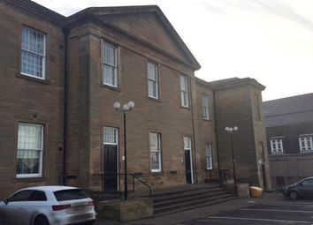 Thumbnail 3 bed flat to rent in Castlehill Place, Cupar
