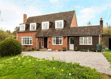 Thumbnail 4 bed detached house for sale in Woodborough, Pewsey, Wiltshire