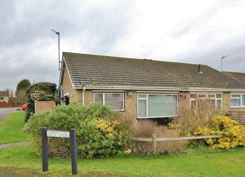Thumbnail 2 bed semi-detached bungalow to rent in Ashton Close, Needingworth, St. Ives