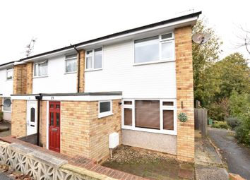 Thumbnail 3 bed semi-detached house for sale in Southwood Gardens, Burghfield Common, Reading