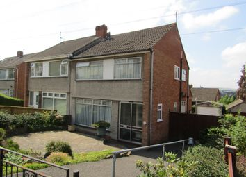 Thumbnail 3 bedroom semi-detached house for sale in Hardwick Close, Brislington, Bristol