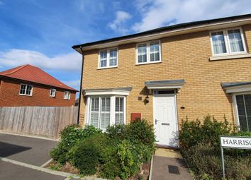 Harrison Road, Aylesham CT3. 3 bed semi-detached house