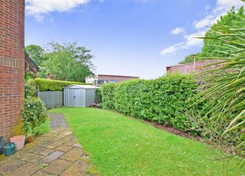Thumbnail 1 bed end terrace house for sale in Drum Mead, Petersfield, Hampshire