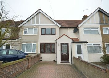 Thumbnail 2 bed terraced house to rent in Hemsby Road, Chessington