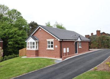 Thumbnail 2 bed bungalow for sale in Canal Road, Congleton