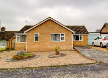 Thumbnail 3 bedroom bungalow for sale in Proctor Road, Chedgrave, Norwich