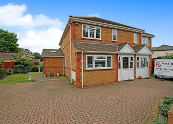 Thumbnail 3 bed semi-detached house for sale in Colham Green Road, Uxbridge