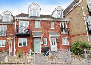 Thumbnail 3 bed town house for sale in River Quays, Riverside Road, Gorleston