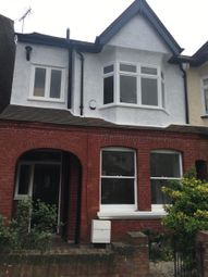 Thumbnail 3 bed end terrace house to rent in Julien Road, London