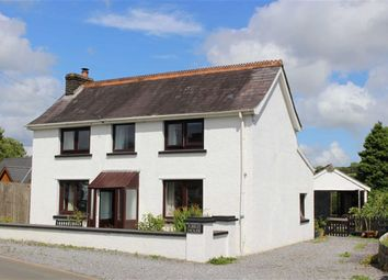 Thumbnail 3 bed detached house for sale in Begelly, Kilgetty