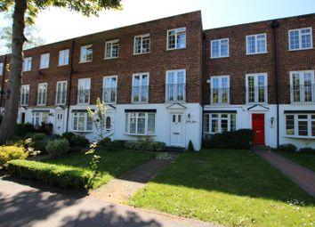 Thumbnail 4 bed town house to rent in White Rose Lane, Woking