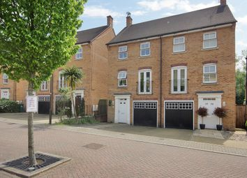 Thumbnail 3 bed town house to rent in Rawlinson Road, Maidenbower, Crawley