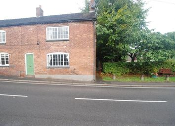 Thumbnail 2 bed cottage to rent in Sandon Road, Hilderstone