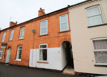 Thumbnail 3 bed terraced house for sale in Thesiger Street, Lincoln
