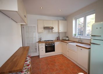 Thumbnail 3 bed flat to rent in Peel Road, London