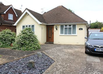 Thumbnail 2 bedroom bungalow for sale in Wroxham Road, Woodley, Reading, Berkshire