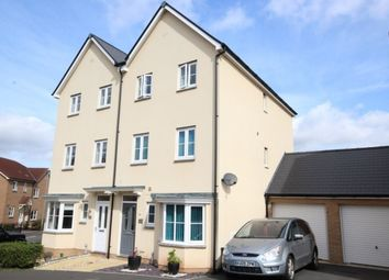 Thumbnail 4 bedroom town house for sale in Channi Drive, Bridgwater