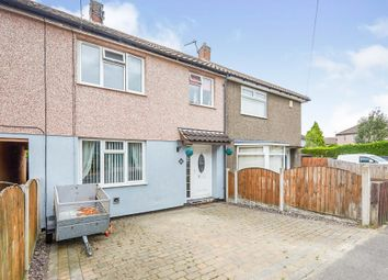 Thumbnail 3 bed terraced house for sale in St. Andrews View, Derby