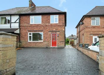 Thumbnail 3 bedroom semi-detached house for sale in Spencer Crescent, Stapleford, Nottingham