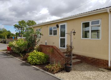 Thumbnail Mobile/park home for sale in Ladycroft Park, Blewbury, Didcot