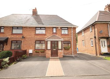 Thumbnail 3 bed semi-detached house for sale in Racecourse Road, Chesterfield