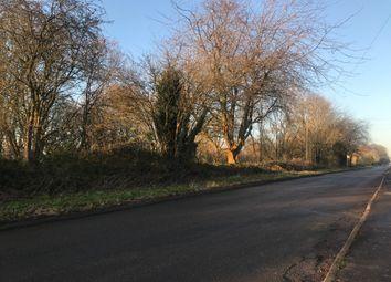 Thumbnail Land for sale in Crich Lane, Belper