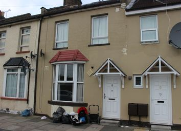 Thumbnail 3 bed terraced house to rent in Bradley Road, Enfield