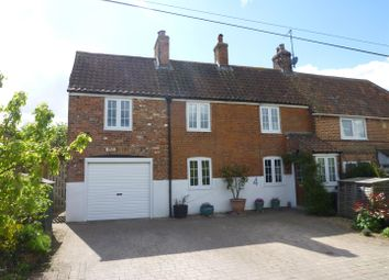 Thumbnail 4 bed cottage to rent in Hawkeridge, Westbury