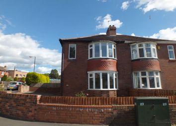 2 bed semi-detached house for sale in Denton Road, Denton Burn, Newcastle Upon Tyne NE15