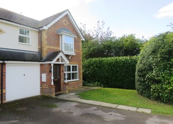 Thumbnail 3 Bed End Terrace House For Sale In Birch Close Colden Common Winchester