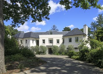 Thumbnail 9 bed detached house for sale in Golf Club Drive, Coombe Hill