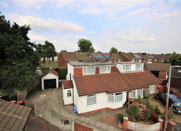 Thumbnail 4 bed bungalow for sale in Sunningdale Drive, Irlam, Manchester
