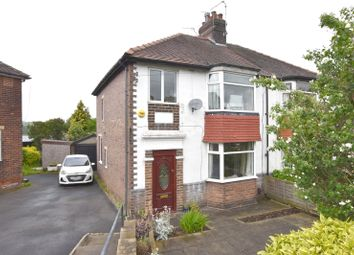 Thumbnail 3 bed semi-detached house for sale in Shirley Drive, Bramley, Leeds, West Yorkshire